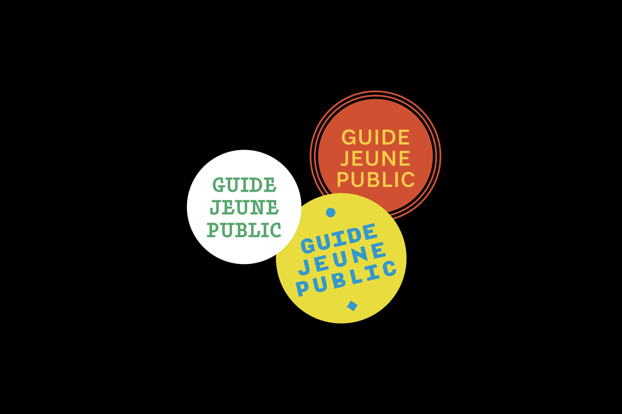 Guide jeune public Fondation Cartier