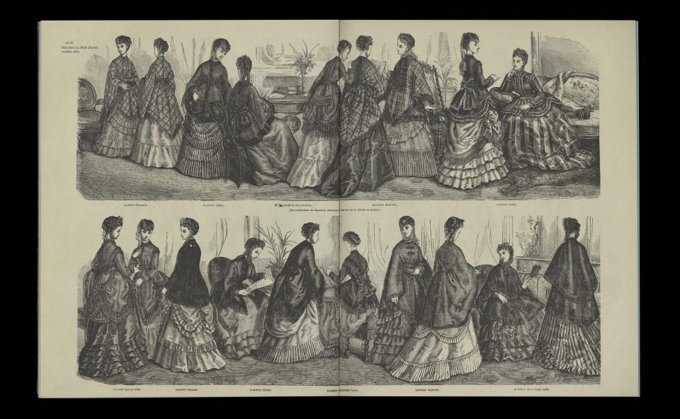 L'impressionnisme et la mode